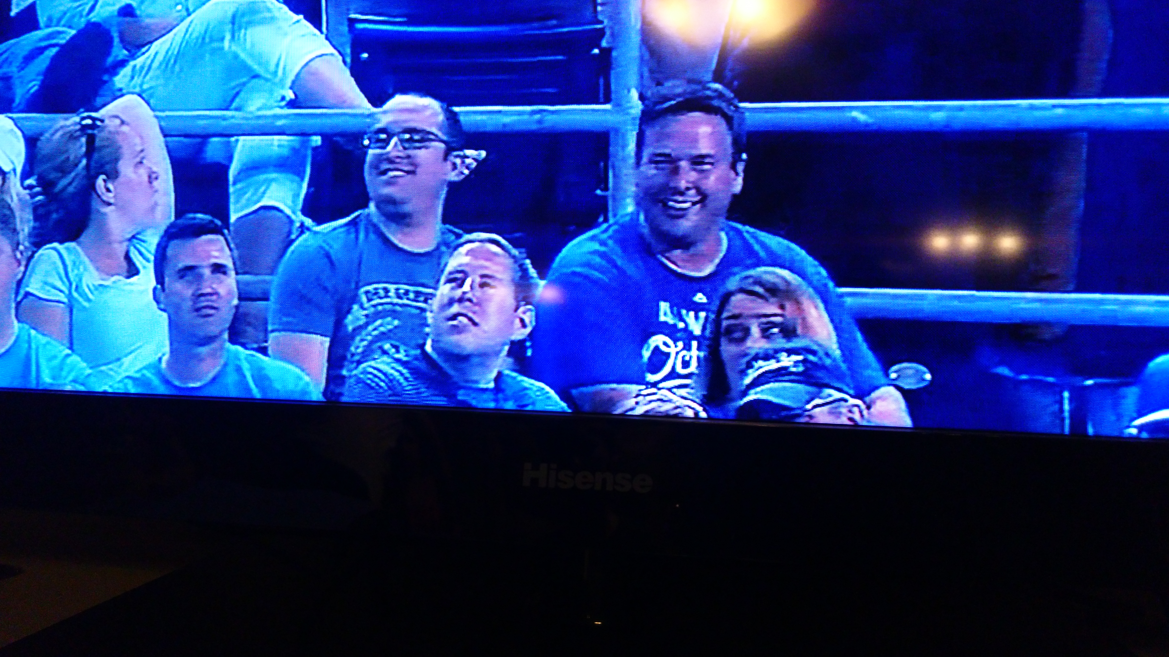 Look who\'s cheering on the Royals