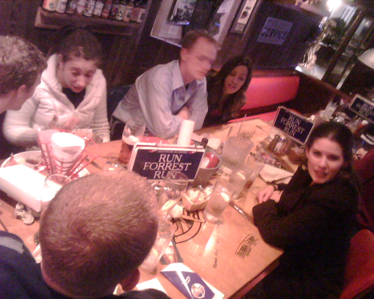 After wedding party at Gump\'s