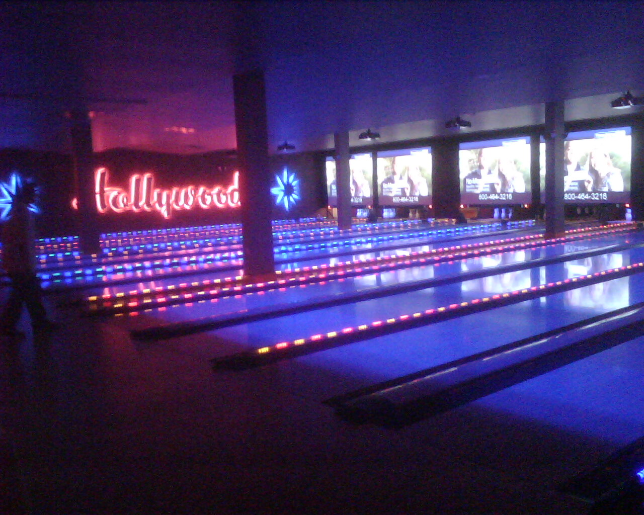Back to Lucky Strike Lanes